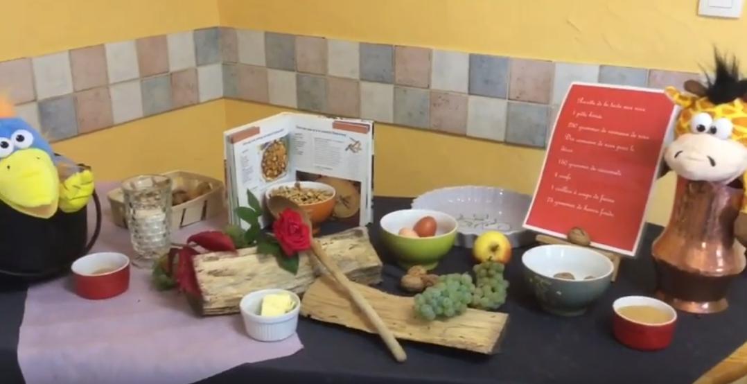 Cuisine - Suivez les aventures de Germaine & Gertrude