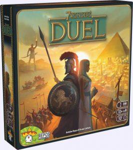 Présentation du jeu 7 Wonder Duel