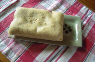 Cake amande sans gluten et sans sucre !