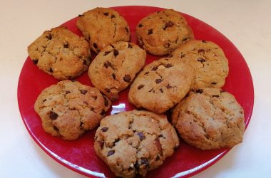 """Cookies purée de noisettes (inspirée du site : """"recettehealthy"""")"""